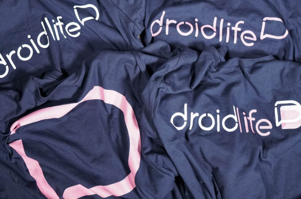 droid life shirts